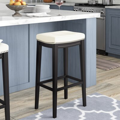 White Backless Bar Stools You Ll Love In 2019 Wayfair