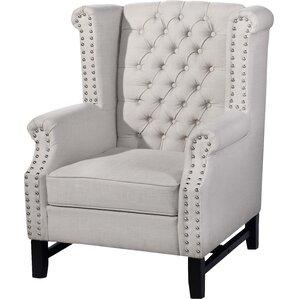 Babylon Chesterfield Chair by Alcott Hill