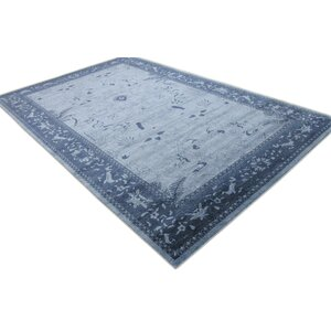 Attleborough Blue Area Rug