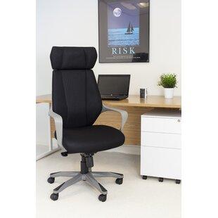 cf7c6ff8a902 Grey Fabric Office Chair