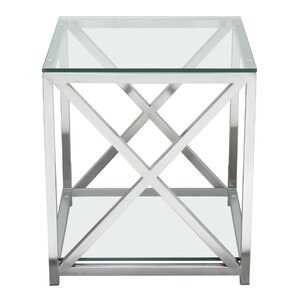 X-Factor End Table by Diamond Sofa