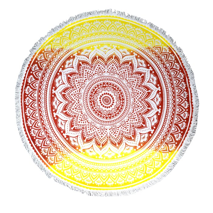 yogamat new manta in roundie arrivals yoga printed mandala blankets item circle sports hippie mat from tassel boho with blanket bohemian towel beach round tapestry custom