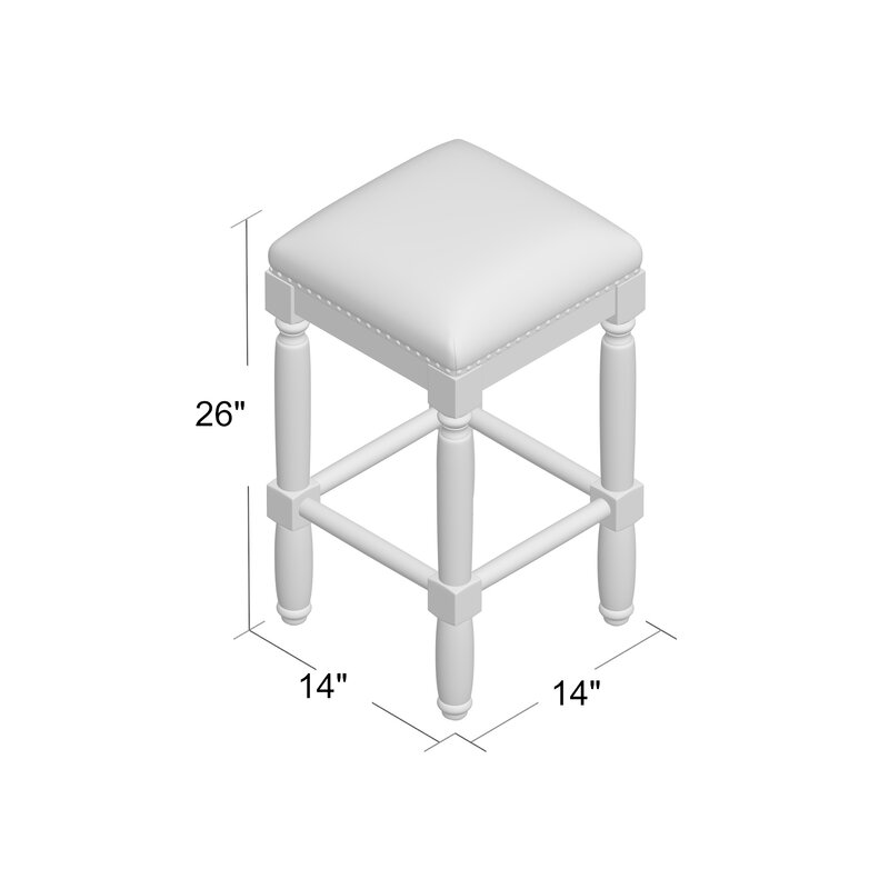Remy 26 Quot Bar Stool Amp Reviews Joss Amp Main