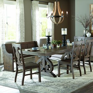 Phyllis 6 Piece Dining Set by Darby Home Co