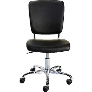 Baxley Mid Back Leather Desk Chair