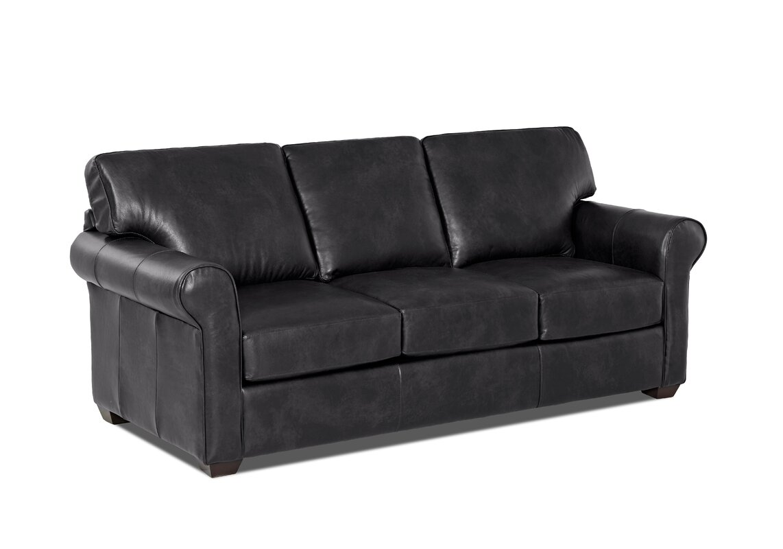 Jordyn 91 Leather Sleeper Sofa Reviews Joss Main ~ Genuine Leather Sleeper Sofa