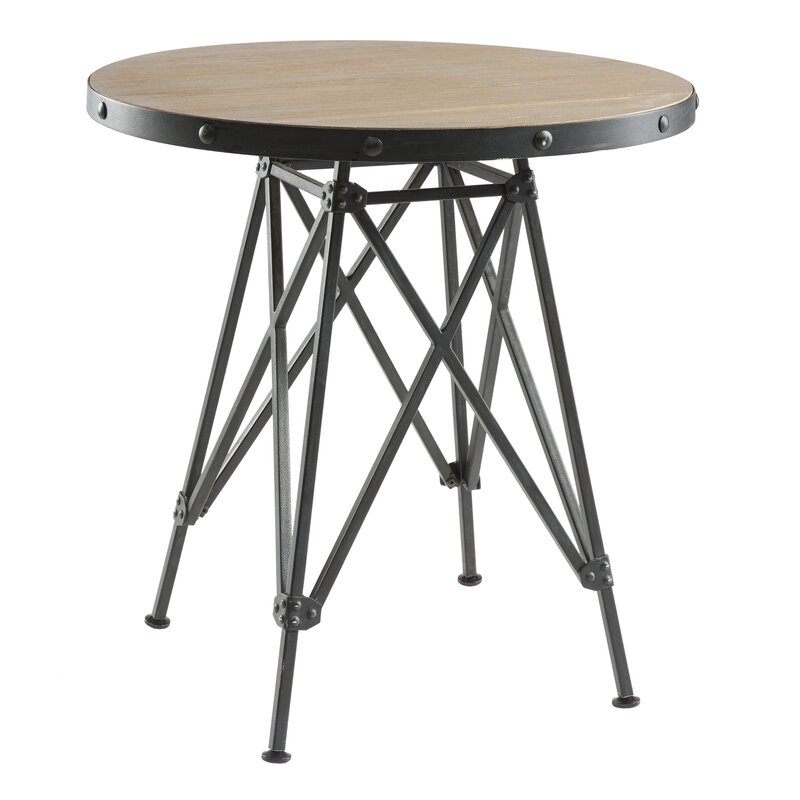 Cooper pub table reviews allmodern for Cie publication 85 table 2