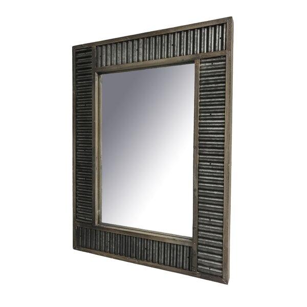 Mexican Tin Mirror | Wayfair