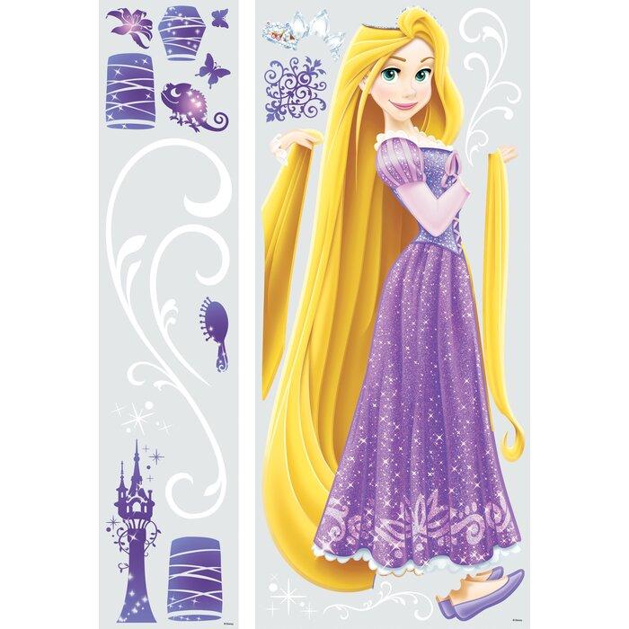 Disney Princess Rapunzel Giant Wall Decal