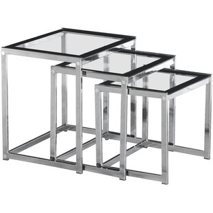 Hillary 3 Piece Nest Of Tables