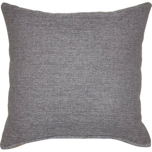 charcoal throw pillow | wayfair Where to Get Throw Pillows
