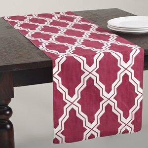 Yasmina Moroccan Design Table Runner