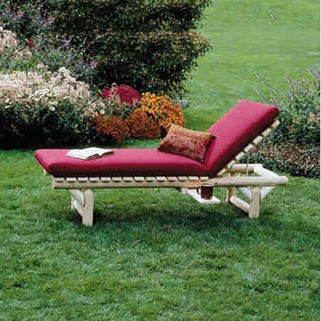 Rustic cedar cedar chaise lounge reviews for Cedar chaise lounge