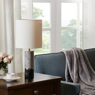 Marble Base Table Lamps Wayfair Ca