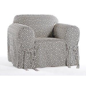 Angel Box Cushion Armchair Slipcover