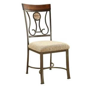 Naperville Side Chair (Set of 2) by Red Barrel Studio