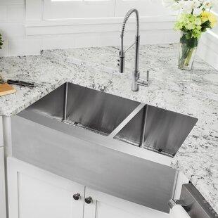 Etonnant Apron Front Sink   Wayfair