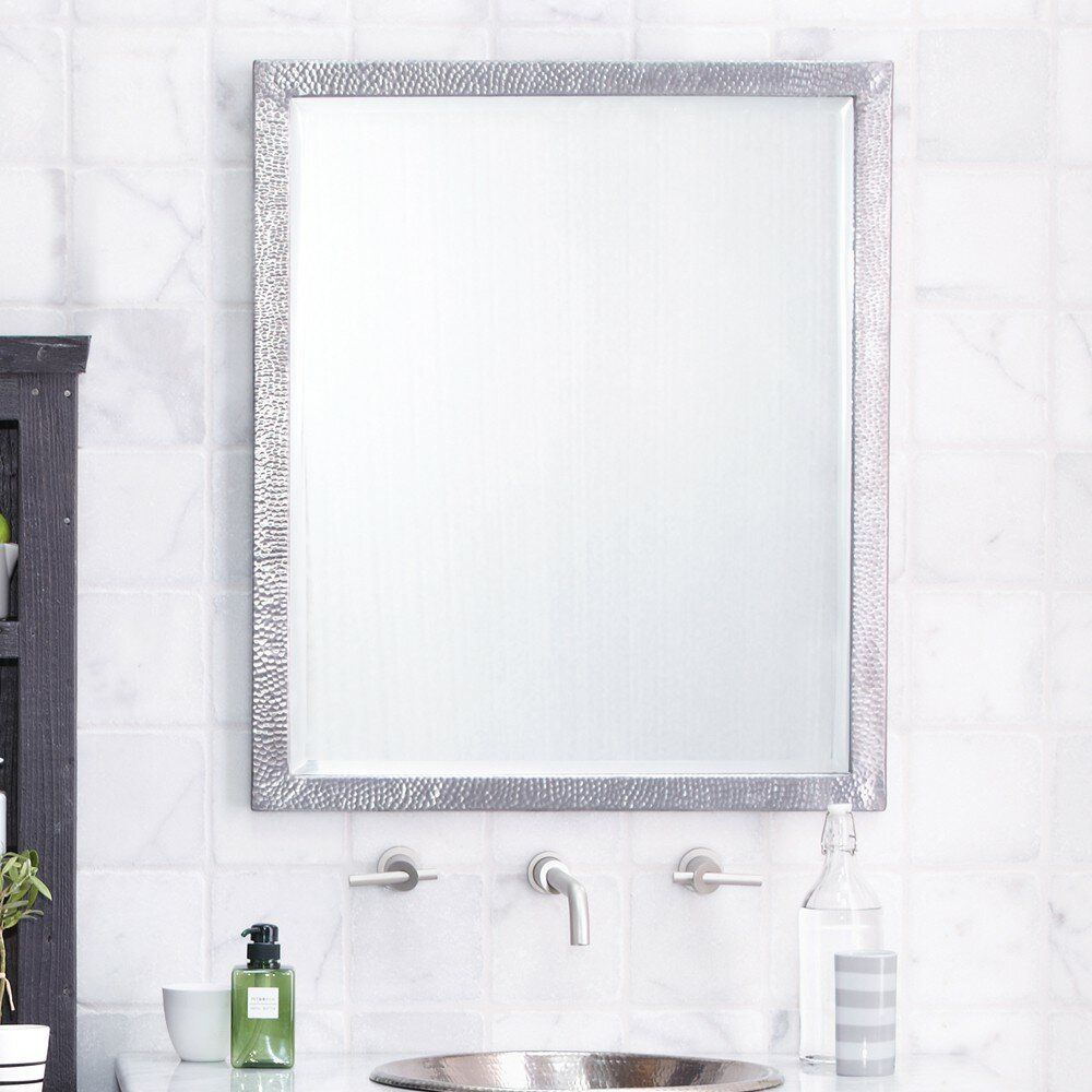 Native Trails Renewal Divinity Small Bathroom Mirror & Reviews | Wayfair