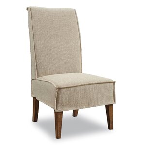 Mini Slipcover Upholstered Dining Chair (Set of 2) by Hooker Furniture