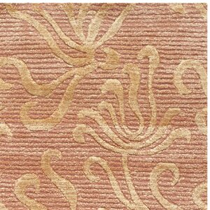 Seaflora Hand-Tufted Brown/Gold Area Rug