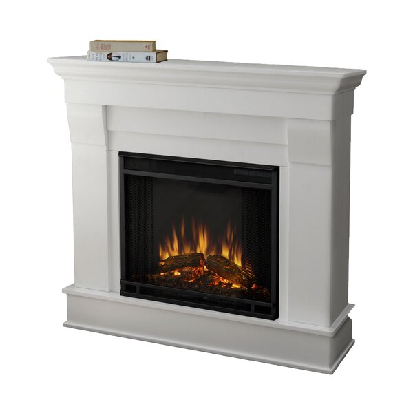 Real Flame Chateau Electric Fireplace Amp Reviews Wayfair