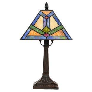 Southwestern table lamps wayfair crigler southwestern sunrise mission 1525 table lamp aloadofball Choice Image