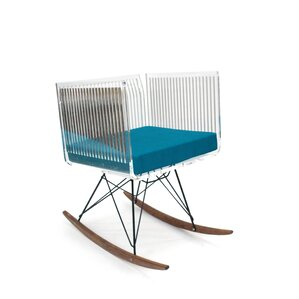 Brayden Studio Uresti Rocking Chair Image