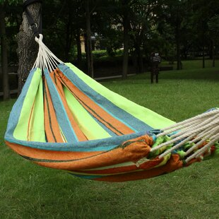 Kierra Hanging Suspended Outdoor/Indoor Swing Sleep Bed Tree Hammock