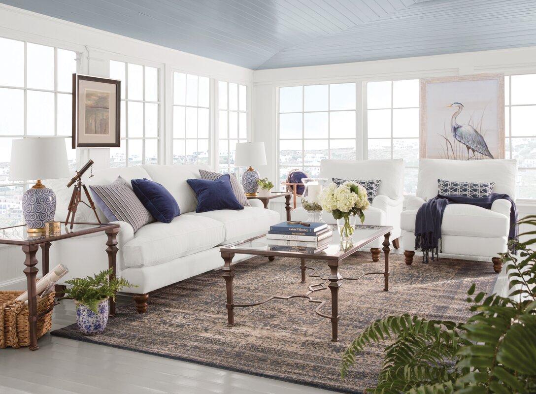 Montgomery Upholstered Sofa & Reviews | Joss & Main