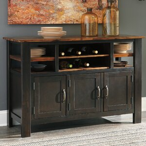Anesicia Buffet Table