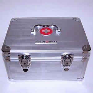 Sortimentskasten Lockmed aus Aluminium von Safetots