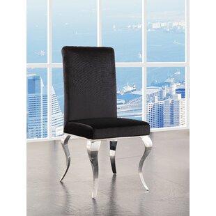 Stevan Upholstered Dining Chair (Set of 2)