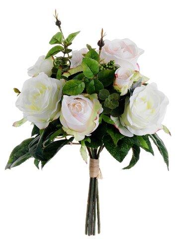 Silk flower depot rose bouquet wayfair rose bouquet mightylinksfo
