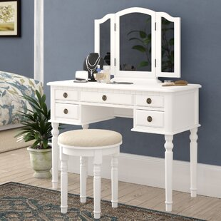 Makeup Tables And Vanities Youll Love Wayfair