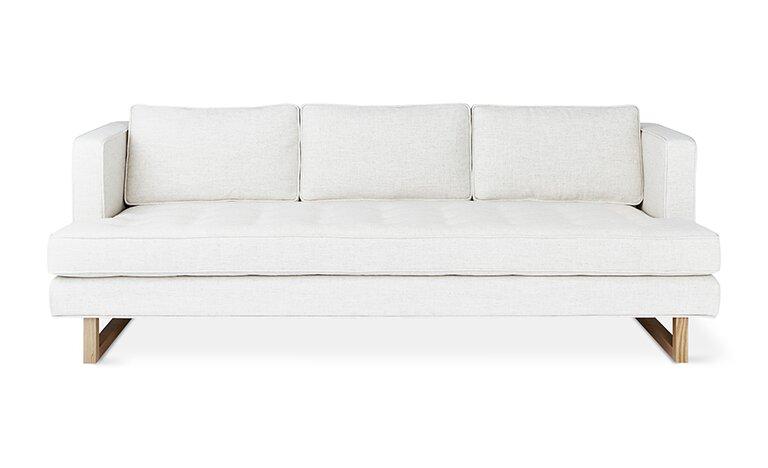 aubrey sofa reviews allmodern. Black Bedroom Furniture Sets. Home Design Ideas