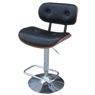Galvin Adjustable Height Bar Stool