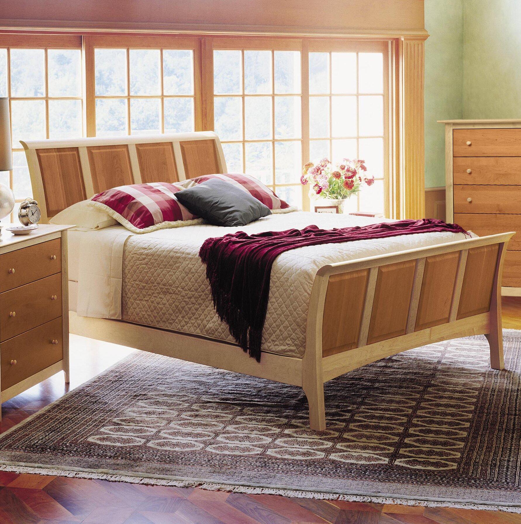 Copeland furniture sarah sleigh bed wayfair