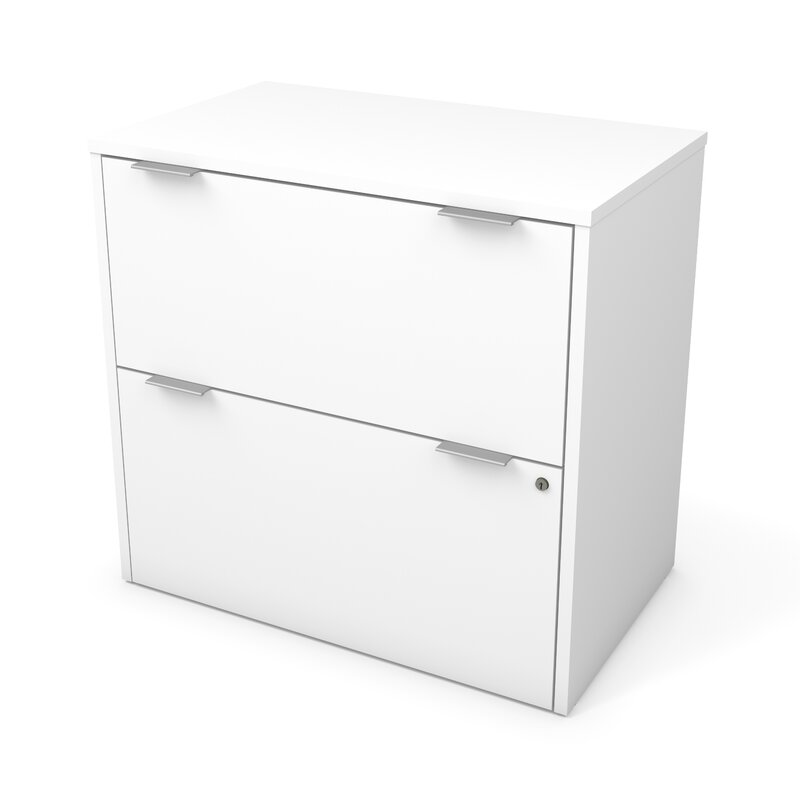 prattsburgh 2 drawer lateral filing cabinet & reviews | allmodern 2 drawer lateral file cabinet