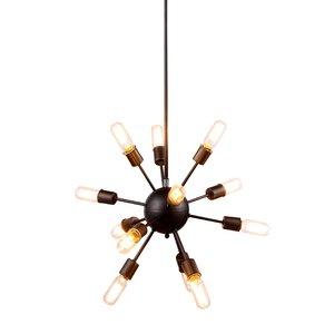 Ashe 12-Light Cluster Pendant