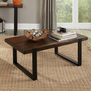Union Rustic Micaela Coffee Table