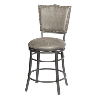Rooney 24'' Swivel Bar Stool