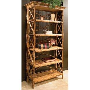 Coastal Chic Etagere Bookcase