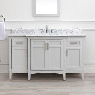 60 inch bathroom vanities you ll love wayfair rh wayfair com 60 inch bathroom vanities double sink 60 inch bathroom vanities with one sink