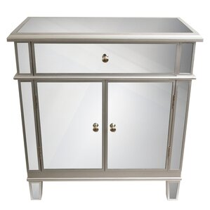 Evelyn Mirrored Chest