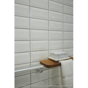 Guilford Bevel 3 X 6 Ceramic Subway Tile