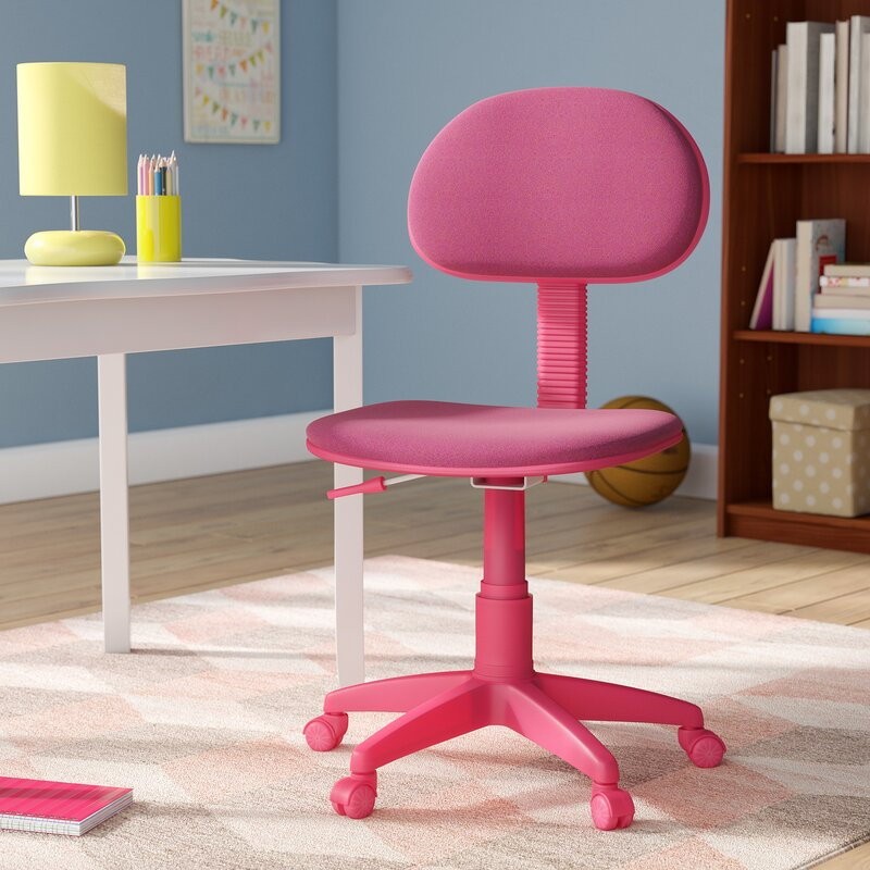 Jaleel Mid Back Childrens Desk Chair