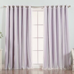 High Quality Anabelle Blackout Thermal Single Curtain Panel