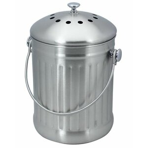 0.13 cu. ft. Kitchen Composter
