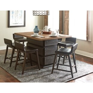 Carol 7 Piece Pub Table Set