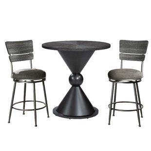 Odaniel 3 Piece Pub Table Set